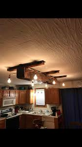 100 Rustic Ceiling Beams This Rustic Beam Doesnt Match Your 90s Kitchen DiWHY