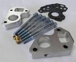 100 Truck Water Pump LSx Billet Spacers For LS1 Camaro And LS3 VetteLS1