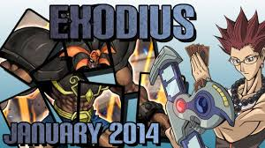 Best Exodius The Ultimate Forbidden Lord Deck by Exodius Deck Profile January 2014 Youtube