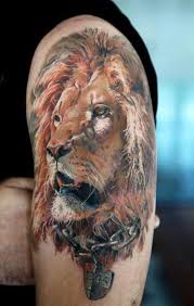 Ugly Lion Tattoo 2 391f5a79cf6a11067e193650d055febf Animal Tattoos D