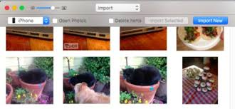 Simplest way to your iPhone photos onto your Mac