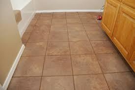 Tiling A Bathroom Floor Youtube by Lovely How To Install A Tile Floor In A Bathroom Home Design