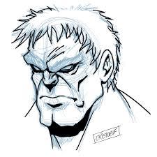 Hulk Sketch Marvel Marvelcomics Comics Art Drawing