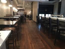 The Bar Area At Troquet On South
