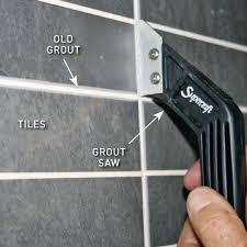 regrout tiles in 3 easy steps australian handyman magazine