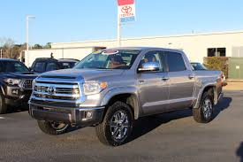 100 Toyota Tundra Trucks Certified PreOwned 2016 4WD Truck 1794 Crew Cab