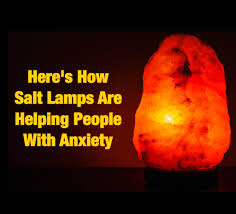 Large Pyramid Salt Lamp by Here U0027s How Salt Lamps Are Helping People With Anxiety