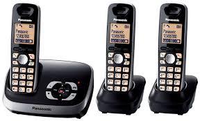 Panasonic KX-TG6523EB DECT Trio Digital Cordless Phone: Amazon.co ... Panasonic Cordless Phone And Answering Machine With 2 Kxtgf342b Voip Phones Polycom Desktop Conference Kxtgc223als Reviews Productreviewcomau Design Collection Phone Answering Machine Voip8551b Kxtgp550 Sip System Kxtg6822eb Twin Dect Telephone Set Amazonco Officeworks Kxtg5240m 58 Ghz Fhss Gigarange Supreme Expandable Kxtgp0550 For Smb Youtube Kxtgp 500 Buy Ligo Amazoncom Kxtgd220n 60 Digital Corded Home Office Telephones Us