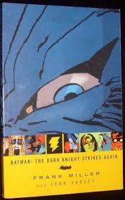 Batman The Dark Knight Strikes Again Frank Miller DC Comics Softcover New Book