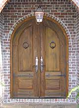 DbyD 3004 Old World Exterior Wood Front Entry Door 3005