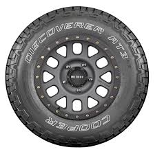 100 Cooper Tires Truck Tires Debuts Two New Tires In Discoverer AT3 Series
