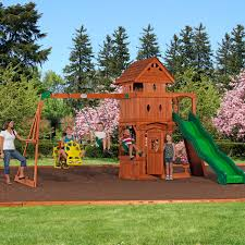 Swing Sets | Family Leisure Shop Backyard Discovery Prestige Residential Wood Playset With Tanglewood Wooden Swing Set Playsets Cedar View Home Decoration Outdoor All Ebay Sets Triumph Play Bailey With Tire Somerset Amazoncom Mount 3d Promo Youtube Shenandoah