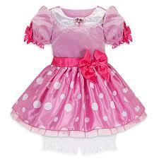 amazon com disney store pink minnie mouse costume dress size 5t