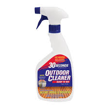 Rain Oil Lamp Cleaning by 30 Seconds 1qt Outdoor 1q30s Outdoor Cleaners Ace