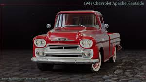 100 50s Chevy Truck 1958 Chevrolet Apache Fleetside Finished Projects