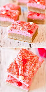 Pumpkin Snickerdoodle Cheesecake Bars by Snickerdoodle Cookie Bars With Pink Vanilla Cream Cheese Frosting