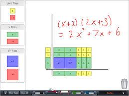 Virtual Algebra Tiles For Ipad by Algebra Tiles Ipad Apps U0026 Games On Brothersoft Com