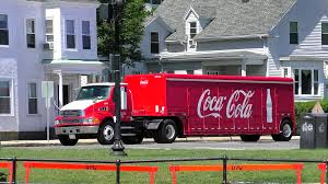 4K Coca Cola Delivery Truck Highway Stock Video Footage - Videoblocks Hundreds Que For A Picture With The Coca Cola Truck Brnemouth Echo Cacola Truck To Snub Southampton This Christmas Daily Image Of Hits Building In Deadly Bronx Crash Freelancers 3d Tour Dates Announcement Leaves Lots Of Children And Tourdaten Fr England Sind Da 2016 Facebook Cola_truck Twitter Driver Delivering Soft Drinks Jordan Heralds Count Down As It Stops Off Lego Ideas Product Delivery