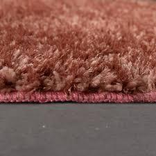 hochflor badezimmer teppich badematte rutschfest pink