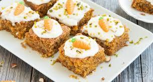 veganer karottenkuchen ohne ei backen macht glücklich
