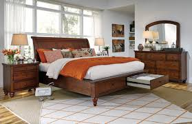 Huey Vineyard Queen Sleigh Bed by Cambridge Sleigh Storage Bedroom Set Collection By Aspen Home