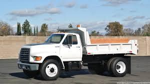 1997 Ford F700 5 Yard Dump Truck - YouTube