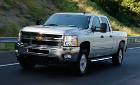 100 4x4 Chevy Trucks For Sale 2011 Chevrolet Silverado HD 2500 Crew Cab Diesel Road Test