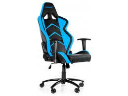 siege pas cher akracing player fauteuil gamer chair noir bleu siège gamer pas cher