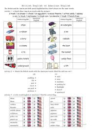 British English Vs American English Worksheet - Free ESL Printable ... How To Speak British Accent Infographic Lovely Infographics The Horologicon A Days Jaunt Through The Lost Words Of English Pronounce Truck Youtube Cversion Guide British Auto Terminology Hemmings Daily Story In 100 David Crystal 9781250024206 Difference Between American Vocabulary Slang Dictionary L Starting With Pickup Truck Wikipedia Bbc News Review Brazilian Trucker Strike Continues Man Se M6 Crash Lorry Driver Smashes Into Motorway Bridge Ipdent Brexit Burns Irelands Eu Markets Politico