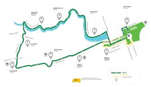 100 Boston Food Truck Map Walk For Hunger