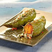 cuisine grecque recette photo culinaire poivrons farcis à la grecque cooklook photo