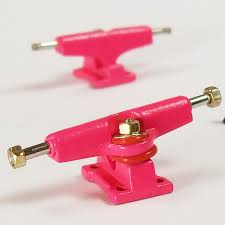 P-Rep Pink Nuts Trucks