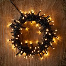 6ft Pre Lit Christmas Tree Bq by 120 Warm White Led String Lights Departments Diy At B U0026q