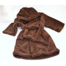 robe de chambre polaire enfant peignoir polaire personnalisé pour bébé ou enfant