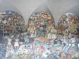 Diego Rivera Rockefeller Mural by In The Footsteps Of Diego Rivera