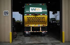 100 Waste Management Garbage Truck Names James Fish CEO WSJ