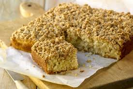 Easy Homemade Streusel Coffee Cake Recipe