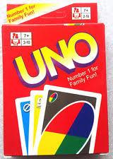Uno Decks by Vintage Card Games Ebay