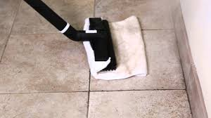 comment nettoyer le carrelage poreux avec un nettoyeur vapeur