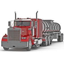 100 Toy Kenworth Trucks Truck W900 And Tank Trailer