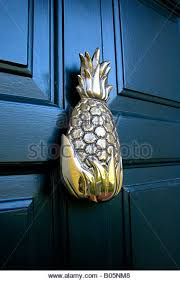 Pineapple Door Knocker Stock s & Pineapple Door Knocker Stock