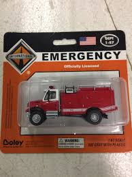 100 Boley Fire Trucks 450371 HO 187 International Brush Truck Rw Walmartcom