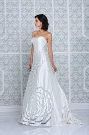 cat wedding dress floral print wedding dress weddingbee