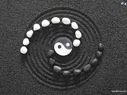 Buddhist Symbols Wallpaper 1