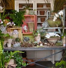 Garden Style European Flower Market