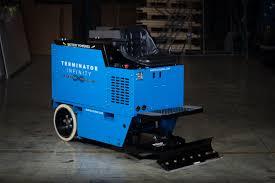 Air Powered Floor Scraper by Terminator Infinity Ride On Floor Scraper U2013 Innovatech