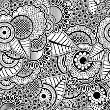 100 Coloriage Anti Stress Pdf Of Paisley Doodl 8008
