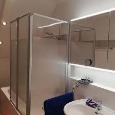 spiegelschrank 100 breit mit led