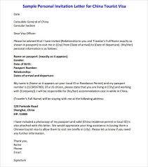 13 Sample Invitation Letters Sample Letters Word
