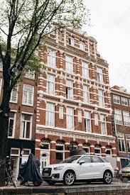 100 Nes Hotel Amsterdam Netherlands September 5 2017 Building